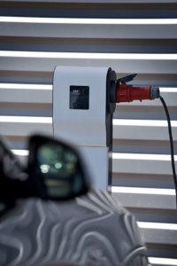 station recharge electrique