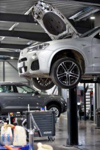 voiture garage expertise