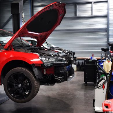 carrosserie damery garage